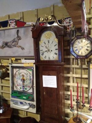 Antique Clocks Northamptonshire